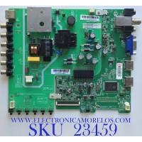 MAIN FUENTE PARA TV COBIA / TV3216C-CGR / T201702187A / TD.MS3393T.752 / PW.50W0.752 / C041861005713C / CNC3393_19D2 / CNC3393LBT_19D2 / CNC-P32B2 / PANEL CN320CN7260 / MODELO CLEDTV3217