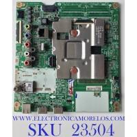 MAIN PARA SMART TV LG 4K ULTRA HD CON HDR RESOLUCION (3840 x 2160) / EBT66434602 / EAX69083603(1.0) / PANEL NC700DQE-VSHX1 / MODELO 70UN7370PUC.BUSMLKR