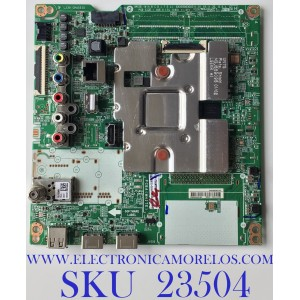 MAIN PARA SMART TV LG 4K ULTRA HD CON HDR RESOLUCION (3840 x 2160) / EBT66434602 / EAX69083603(1.0) / PANEL NC700DQE-VSHX1 / MODELOS 70UN7370PUC.BUSMLKR / 75UN6950ZUD.BUSFLKR