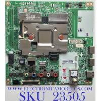 MAIN PARA SMART TV LG 4K ULTRA HD CON HDR RESOLUCION (3840 x 2160) / EBT66434603 / EAX69083603(1.0) / 66086801 / PANEL NC700DQE-VSHX1 / MODELO 70UN7370PUC.AUSMLOR