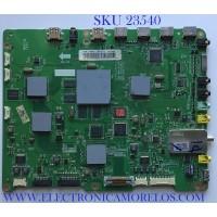 MAIN PARA TV SAMSUNG / BN94-02695G / BN41-01365C / BN97-04067D / PANEL LFT550HQ03-A07 / MODELO UN55C8000XFXZA SQ01