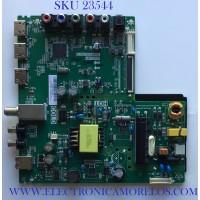 MAIN FUENTE PARA TV TCL / 02-SHY553PI-CHMA01 / TP.MS3553.PB778 / MS553P1 / T8-32LA27-MAI / MODELO 32d100 / ESTA TARJETA ES CHINA Y ES UTILIZADA EN VARIAS MARCAS Y MODELOS / ENTRAR A DESCRIPCION DEL PRODUCTO