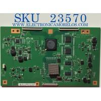 T-CON PARA TV SAMSUNG / 35-D043524-L / FRC_TCON_CMO_80PIN / PANEL T55FBE1-DB / MODELO UN55B6000VFXZA