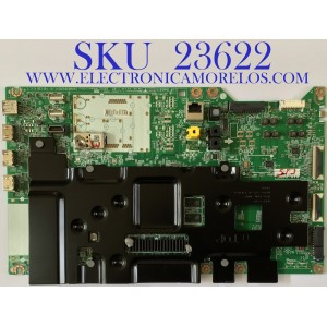 MAIN PARA LG OLED SMART TV ULTRA HD 4K CON HDR RESOLUCION (3840 x 2160) / NUMERO DE PARTE EBT66085501 / EAX68303205(1.0) / EAX68303205 / PANEL LE770AQD (AL)(A1) / MODELO OLED77C9PUA / OLED77C9PUB / OLED77C9PUA.BUSWLJR / OLED77C9PUB.BUSYLJR