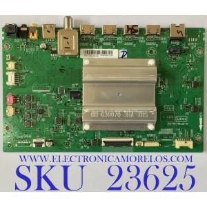 MAIN PARA SMART ROKU TCL 4K UHD CON HDR RESOLUCION (3840 x 2160) / SVSRT3003-MA200AA / 40-RT73H1-MAA2HG / V8-RT73K01-LF1V1611 / PANEL LVU550NEBL AD9W13  / MODELO 55S525