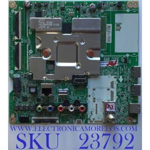 MAIN PARA SMART TV LG 4K UHD CON HDR RESOLUCION (3,840 x 2,160) / NUMERO DE PARTE EBT66491003 / EAX69083603 / EAX69083603(1.0) / PANEL NC550DGG-AAGPA / MODELO 55UN7000PUB / 55UN7000PUB.BUSWLKR