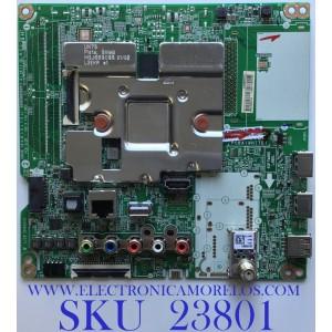 MAIN PARA SMART TV LG 4K UHD CON HDR RESOLUCION (3,840 X 2,160) / NUMERO DE PARTE EBT66527902 / EAX69083603 / EAX69083603(1.0) / PANEL´S NC700DQE-VSHX1 / NC700DQE-VSHX7 / MODELO 70UN7070PUA / 70UN7070PUA.BUSMLKR