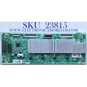 LED DRIVER PARA TV SAMSUNG / NUMERO DE PARTE BN44-01046B / L558NC_THS / BN4401046B / PANEL CY-TT055FMLV4H / MODELOS QN55Q80TAFXZA AC02 / QN55Q8DTAFXZA AC02 / QN55Q80TAFXZA FA03