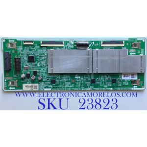 LED DRIVER PARA TV SAMSUNG / NUMERO DE PARTE BN44-01046C / L65S8NC_THS / BN4401046C / PANEL CY-TT065FMLV4H / MODELOS QN65Q80TAFXZA / QN65Q8DTAFXZA / QN65Q80TAFXZA FB04 / QN65Q8DTAFXZA AB02 / QN65Q8DTAFXZA FB03