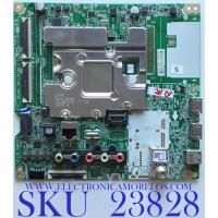 MAIN PARA SMART TV LG 4K UHD CON HDR RESOLUCION (3840 x 2160) / NUMERO DE PARTE EBU65801001 / EAX68253605 (1.1) / PANEL NC650DQG-AAGX5 / MODELO 65UM6900PUA.BUSYLKR