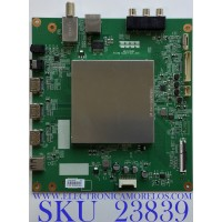 MAIN PARA SMART TV TOSHIBA 4K UHD CON HDR RESOLUCION (3840 X 2160) / NUMERO DE PARTE 691V0G00350 / VTV-L55731 / 631V0G00350 / PANEL K430WDRD / MODELO TF-43A810U21