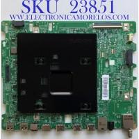 MAIN PARA SMART TV SAMSUNG  QLED 4K HDR RESOLUCION (3,840 x 2,160) / NUMERO DE PANEL BN94-15296Z / BN41-02759A / PANEL CY-RT055FGLV3H / MODELO QN55Q70TAFXZA EB03