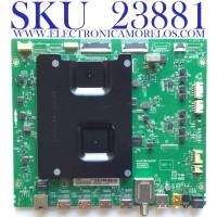 MAIN PARA SMART TV (ROKU)  TCL 4K QLED DOLBY VISION HDR  RESOLUCION (3840 x 2160) / NUMERO DE PARTE 08-CS55CUD-OC400AA / 40-RT73M1-MAC2HG / 08-RT73007-MA200AA / V8-RT73K01-LF1V1664 / PANEL ST5461D10-5 / MODELO 55R635