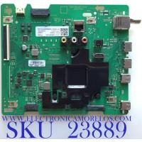 MAIN PARA SMART TV SAMSUNG Crystal UHD 4K RESOLUCION (3,840 x 2,160) / NUMERO DE PARTE BN94-15688B / BN41-02756B / BN97-16939S / PANEL CY-BT050HGAV1H / MODELO UN50TU8000FXZA AB04