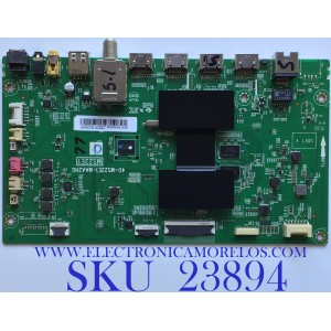 MAIN PARA SMART TV (ROKU) TCL 4K UHD DOLBY VISION HDR RESOLUCION (3840 x 2160) / NUMERO DE PARTE SVSMS22E04-MA200AA / 40-MS22E1-MAA2HG / V8-ST22K01-LF1V2201 / PANEL V500DJ7-QE1 REV.T5 / MODELO 50S525