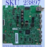 MAIN PARA TV SAMSUNG / NUMERO DE PARTE BN94-06231J / BN41-01958A / BN97-07019Q / PANEL HF500CSM-C1 / MODELO UN50F6400AFXZA CD01