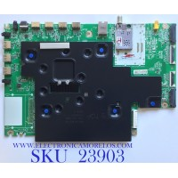 MAIN PARA SMART TV LG 4K Ultra HD CON HDR RESOLUCION (3,840 x 2,160) / NUMERO DE PARTE EBT66432303 / EAX69066608(1.0) / PANEL LE770AQD (EN)(A4) / MODELO OLED77GXPUA.BUSWLJR