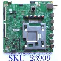 MAIN PARA SMART TV SAMSUNG 4K UHD CON HDR RESOLUCION (3844 x 2160) / NUMERO DE PARTE BN94-15025B / BN41-02703C / BN97-16391U / PANEL CY-CN065HGLV2H / MODELO UN65RU7300FXZA FA02