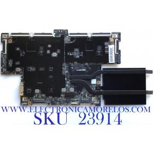 MAIN PARA SMART TV SAMSUNG QLED  8K QUANTUM HDR 24X CON HDR RESOLUCION (7,680 x 4,320) / NUMERO DE PARTE BN94-14858K / BN41-02705B / BN97-16290J / PANEL CY-TR075JLLVDH  / MODELO QN75Q900RBFXZA FU10