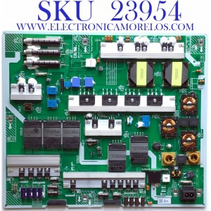 FUENTE DE PODER PARA TV SAMSUNG QLED 4K UHD SMART TV / NUMERO DE PARTE BN44-01031A / BN4401031A / L75S9NA_TDY / PANEL´S CY-TT075FLAV5H / CY-TT075FLLV9H / CY-TT075FLLV2H / MODELOS QN75Q90 / QN75Q90TAFXZA AB02 / QN75Q90TAFXZA FD05 / QN75Q90TAFXZA FA03