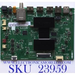 MAIN PARA SMART TV TCL (ROKU) 4K UHD DOLBY VISION HDR RESOLUCION (3840 x 2160) / NUMERO DE PARTE 08-CS43CUN-OC403AA / 40-MS22F1-MAC2HG / 08-MS22F02-MA200AA / 08-MS22F02-MA300AA / V8-ST622K01-LF1V2286 / GTC007409A / PANEL LVU430NEBL  / MODELO 43S525