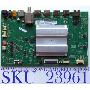 MAIN PARA SMART TV TCL (ROKU) 4K UHD DOLBY VISION HDR RESOLUCION (3840 x 2160) / NUMERO DE PARTE  08-AU55CUN-OC403AA / 40-RT73H1-MAA2HG / 08-RT73001-MA200AA / 08-RT73001-MA300AA  / V8-RT73K01-LFV1516 / GTC007358A / PANEL LVU55ONEBL AD9W13 / MODELO 55S525