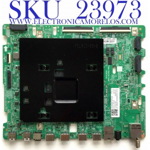 MAIN PARA SMART TV SAMSUNG QLED 4K / NUMERO DE PARTE  BN94-15223N / BN41-02749A / BN97-16592D / PANEL CY-TT049HMLV1H / MODELO QN49Q80TAFXZA FA01