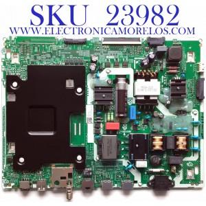 MAIN FUENTE PARA SMART TV SAMSUNG CRYSTAL UHD 4K CON HDR RESOLUCION (3,840 x 2,160) / NUMERO DE PARTE  BN96-51369A / ML41A050594A / BN9651369A / PANEL CY-BT050HGAV4H / MODELOS UN50TU700DFXZA AB03 / UN50TU7000FXZA AB03
