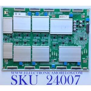 LED DRIVER PARA TV ASMSUNG / NUMERO DE PARTE  BN44-01085A / L65LU_THS / BN4401085A / PANEL CY-TR065FLAVCH  / MODELO QN65LST7TAFXZA AA01