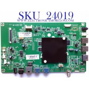 MAIN PARA SMART TV ELEMENT 4K UHD RESOLUCION (3840 X 2160) / NUMERO DE PARTE  34022632 / 35022747 / 482YTAK / 180820N1A / DN180030N11301 / PANEL LSC550FN11 / MODELO E4SW5518