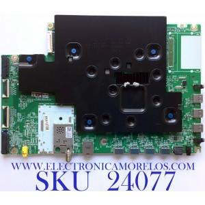 MAIN  PARA TV LG  SMART  4K UHD CON HDR RESOLUCION (3,840 x 2,160) / NUMERO DE PARTE  EBT66417308 / EAX69066607 / PANEL AC550AQL WNA1 / MODELO OLED55GXPUA.DUSQLJR