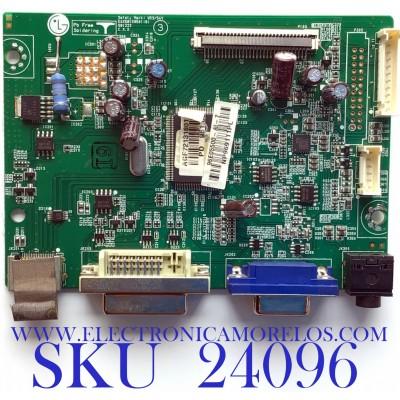 MAIN PARA TV LG / NUMERO DE PARTE AGF72131801 / EAX5815959501 / PANEL LM230WF1 (TL)(B3) / MODELO W2361VG-PFV.AUSOAPN