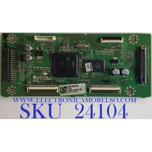 MAIN LOGICA PARA TV ZENITH / NUMERO DE PARTE EBR72680706 / EAX63986201 / 50T3_CTRL_20 / PANEL PDP50T30010 / MODELOS Z50PT320-UC / Z50PT320-UC.AUSAZUR / 50PT350-UD