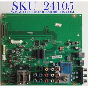 MAIN PARA TV ZENITH / NUMERO DE PARTE EBR68293441 / EBT61699001 / EAX63728604 / PANEL PDP50T30010 / MODELOS Z50PT320-UC / Z50PT320-UC.AUSAZUR / 50PT350-UD