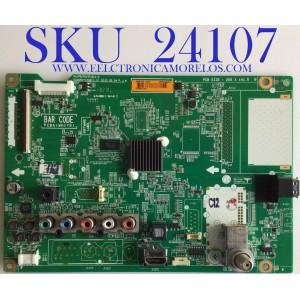 MAIN PARA TV LG / NUMERO DE PARTE EBT62394293 / EAX65071308 / EAX65071307 / PANEL PDP60R50000 / MODELO 60PN5300-UF / 60PN5300-UF.BUSLLJR