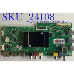 MAIN PARA TV ELEMENT / NUMERO DE PARTE 919L8D / JUC7.820.00204347 / HLS78D-I / 919L8D7M / PANEL C500F18-E61-P / MODELO E2S5018