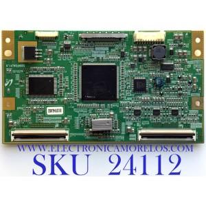 T-CON PARA TV SONY LJ94-01397K / 520HTC4LV1,0 / 1397K / PANEL LTZ520HT-LH2 / MODELOS KDL-52XBR2 / KDL-52XBR3