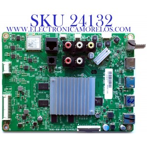 MAIN PARA TV VIZIO / NUMERO DE PARTE 905TXJSA550009 / 715GA475-M0B-B00-005G / TXJSA550009 / PANEL TPT550F2-PU2L03.Q REV:S03M / MODELOS V555-G1 LTCDYIL / V555-G1 LTCDYILV