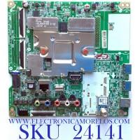 MAIN PARA SMART TV LG 4K UHD CON HDR RESOLUCION (3,840 X 2,160) / NUMERO DE PARTE  EBT66490802 / EAX69083603 (1.0) / PANEL NC550DGG-ABGP1 / MODELO 55UN7000PUB.BUSFLKR