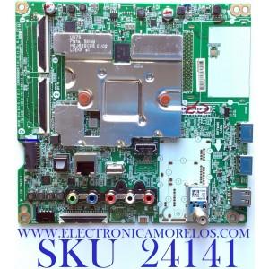 MAIN PARA SMART TV LG 4K UHD CON HDR RESOLUCION (3,840 X 2,160) / NUMERO DE PARTE EBT66490802 / EAX69083603 / EAX69083603(1.0) / PANEL NC550DGG-ABGP1 / MODELO 55UN7000PUB / 55UN7000PUB.BUSFLKR