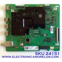 MAIN PARA TV SAMSUNG / NUMERO DE PARTE BN94-16105Z / BN41-02751B / BN97-17028B / PANEL CY-BT070HGDV1H / MODELO UN70TU7000BXZA UA03