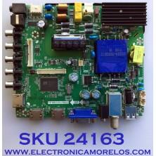 MAIN FUENTE (COMBO) PARA TV ELEMENT / NUMERO DE PARTE K17041544 / TP.MS3393.PB801 / 21005931 / E17044-KK-1 / 20170506_193147 / T500HVN07.5 / PANEL´S MD5008YTIF / MD5004YTAF / MODELO ELEFW5017 LE-50GAM-D3