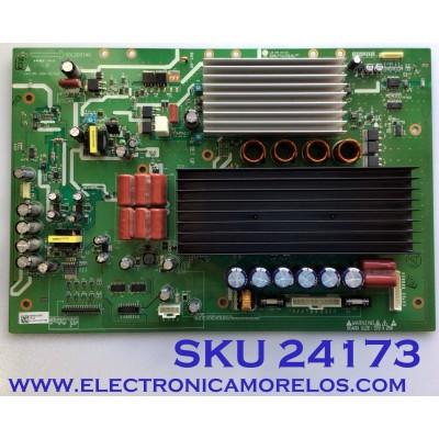 Y-SUS PARA TV LG / NUMERO DE PARTE  EBR3622601 / EAX34151501 / PANEL LC550EUH(PE)(F1) / MODELO 55LM7600-UA.AUSZLUR