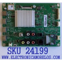 MAIN PARA TV VIZIO / NUMERO DE PARTE XKCB02K041 / 756TXKCB02K041 / 715GA874-M0C-B00-004K / XKCB02K041010X / PANEL TPT430B5 / MODELO V435-H11