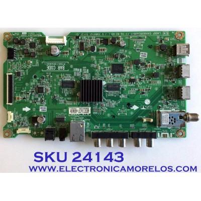 MAIN PARA TV LG / NUMERO DE PARTE EBR82649601 / EAX66952405(1.1) / 63670102 / 82649601 / 66SSWL0J-0002 / MODELO 32LH550B-UA / 32LH550B-UA.CUSFLH