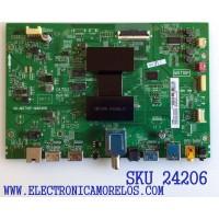 MAIN PARA TV TCL / NUMERO DE PARTE 08-SS75CUN-OC401AA / 40-MST10P-MAD4HG / V8-ST10K01-LF1V1316 / 08-MS10P03-MA200AA / 08-MS10P03-MA300AA / MST10P / PANEL LVU750NDBL SD9W01  / MODELO 75S425