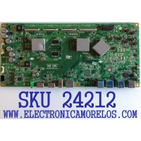 MAIN PARA TV LG / NUMERO DE PARTE EBT62882801 / 62882801 / EAX66105904(1.0) / EAX66105904 / 31MU97/LM41C / PANEL LM310UH1 (SL)(A2) / MODELO 31MU97-BD / 31MU97-BD.AUSLRYN