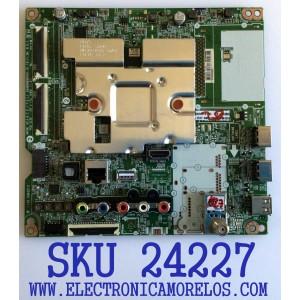 MAIN LG PARA TV LG / NUMERO DE PARTE EBT66454502 / EAX69083603 / EAX69083603(1.0) / PANEL NC650DQG-AAHX3 / MODELO 65UN7300AUD / 65UN7300AUD.BUSWLKR