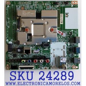 MAIN PARA TV LG / NUMERO DE PARTE EBT66556603 / EAX69083603 / EAX69083603(1.0) / PANEL NC550DQE-VCHX3 / MODELO 55UN7300AUD / 55UN7300AUD.BUSCLKR