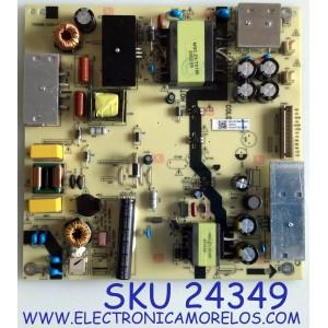 FUENTE DE PODER PARA TV JVC·ROKU TV 4K UHD HDR SMART TV / NUMERO DE PARTE MS16010-ZC01-01 2E01413C0 KB6160A E503744 / PANEL CC580PV7D / MODELO LT-58MAW595 / ((NOTA IMPORTANTE:CHECAR QUE EL PANEL Y MODELO CORRESPONDA CON SU TELEVISION))